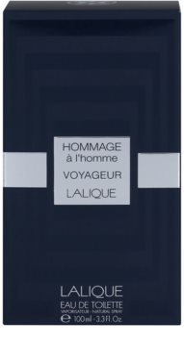 Lalique Hommage a L'Homme Voyageur eau de toilette férfiaknak 4