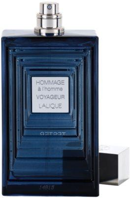 Lalique Hommage a L'Homme Voyageur woda toaletowa tester dla mężczyzn