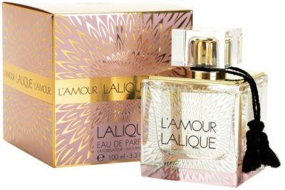 Lalique L´Amour Eau de Parfum para mulheres 1