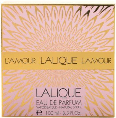 Lalique L´Amour Eau de Parfum para mulheres 4