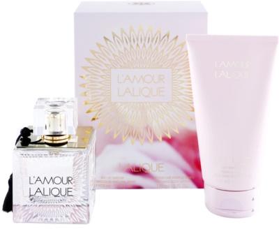Lalique L´Amour dárková sada