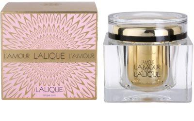 Lalique L´Amour creme corporal para mulheres