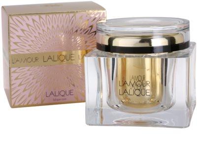 Lalique L´Amour creme corporal para mulheres 1