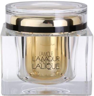 Lalique L´Amour creme corporal para mulheres 2