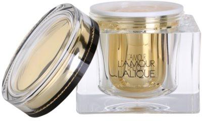 Lalique L´Amour creme corporal para mulheres 3