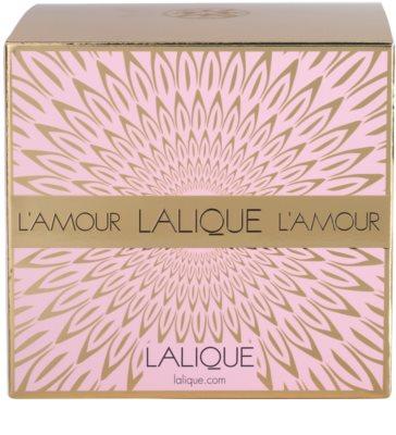 Lalique L´Amour creme corporal para mulheres 4