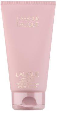 Lalique L´Amour telové mlieko pre ženy