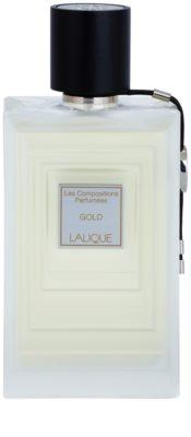 Lalique Gold parfémovaná voda unisex 1