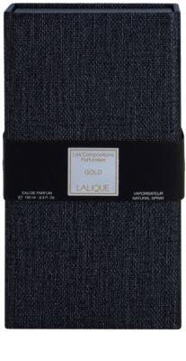 Lalique Gold parfémovaná voda unisex 3