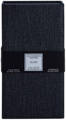 Lalique Silver Eau de Parfum unisex 3