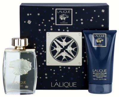 Lalique Pour Homme Lion Geschenkset