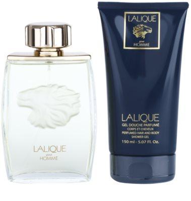 Lalique Pour Homme Lion Geschenkset 1