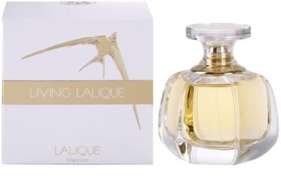 Lalique Living Lalique parfémovaná voda pre ženy
