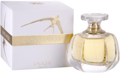 Lalique Living Lalique Eau De Parfum pentru femei 1