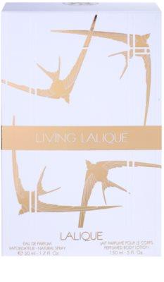 Lalique Living Lalique coffret presente 2