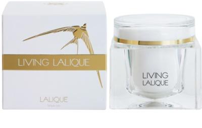 Lalique Living Lalique tělový krém pro ženy