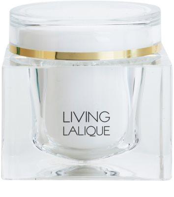 Lalique Living Lalique tělový krém pro ženy 1