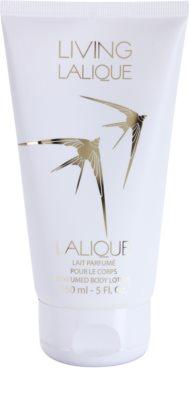 Lalique Living Lalique leite corporal para mulheres
