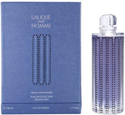 Lalique Pour Homme Faune 10éme Anniversaire Flacon Collection Edition 2007 Eau de Parfum para homens