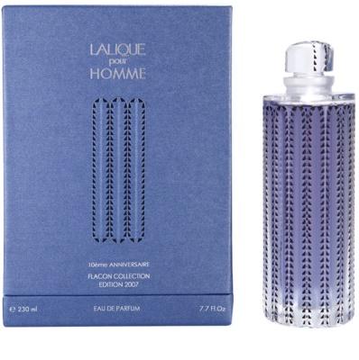 Lalique Pour Homme Faune 10éme Anniversaire Flacon Collection Edition 2007 parfumska voda za moške