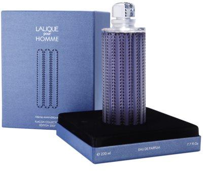 Lalique Pour Homme Faune 10éme Anniversaire Flacon Collection Edition 2007 Eau de Parfum für Herren 1