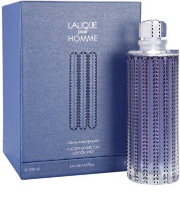 Lalique Pour Homme Faune 10éme Anniversaire Flacon Collection Edition 2007 Eau de Parfum für Herren 2