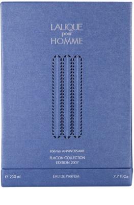 Lalique Pour Homme Faune 10éme Anniversaire Flacon Collection Edition 2007 Eau de Parfum für Herren 4