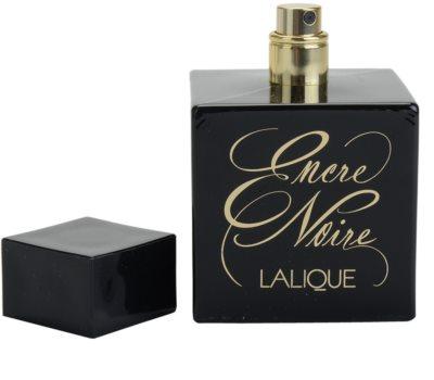 Lalique Encre Noire Pour Elle eau de parfum teszter nőknek
