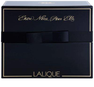 Lalique Encre Noire Pour Elle set cadou 2