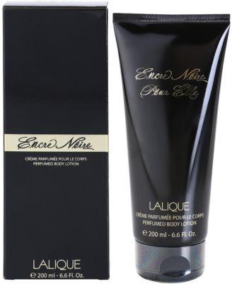 Lalique Encre Noire Pour Elle Lapte de corp pentru femei
