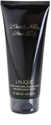 Lalique Encre Noire Pour Elle mleczko do ciała dla kobiet 2