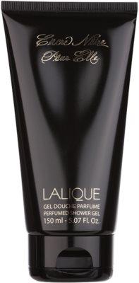 Lalique Encre Noire Pour Elle гель для душу для жінок