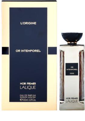 Lalique Or Intemporel Eau de Parfum unissexo