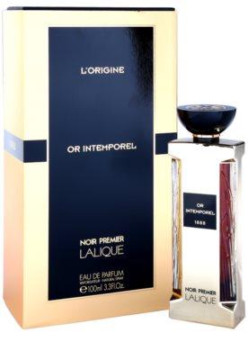 Lalique Or Intemporel eau de parfum unisex 1