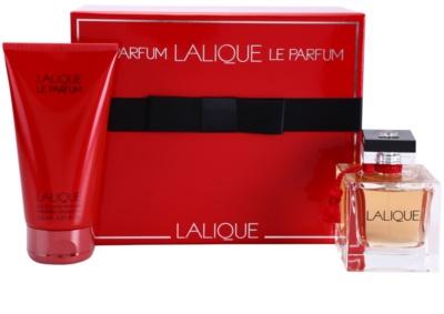 Lalique Le Parfum ajándékszett