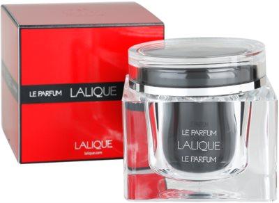 Lalique Le Parfum Body Cream for Women 1