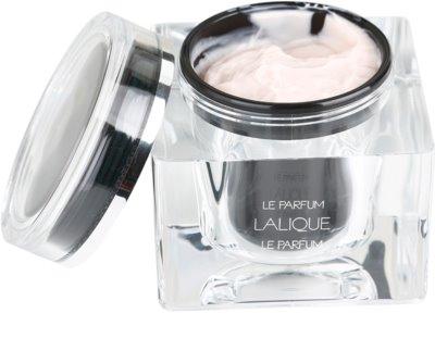 Lalique Le Parfum Body Cream for Women 3