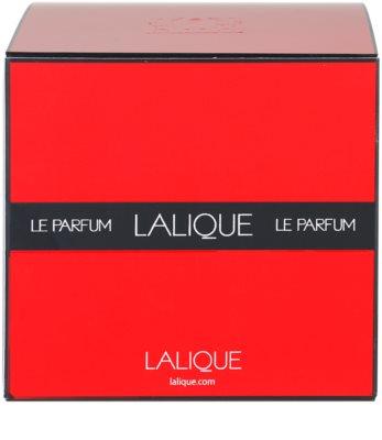 Lalique Le Parfum Body Cream for Women 4