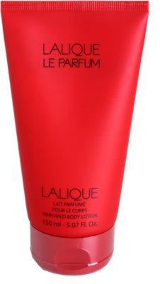Lalique Le Parfum Körperlotion für Damen