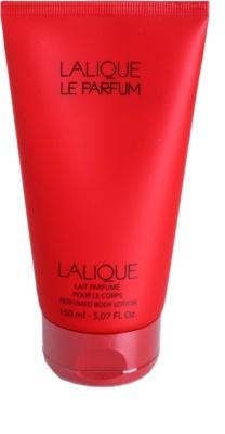 Lalique Le Parfum telové mlieko pre ženy