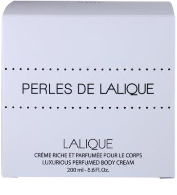 Lalique Perles de Lalique krema za telo za ženske 1