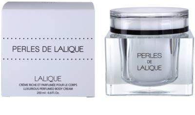 Lalique Perles de Lalique crema corporal para mujer