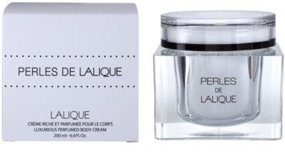 Lalique Perles de Lalique creme corporal para mulheres