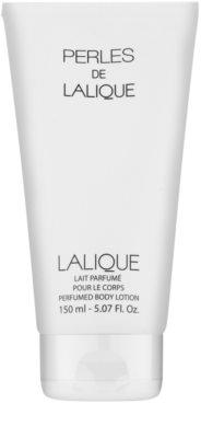 Lalique Perles de Lalique тоалетно мляко за тяло за жени