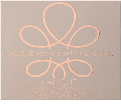 Lalique Reve d´Infini Körpercreme für Damen 2
