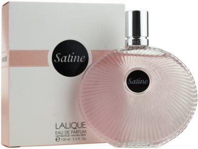 Lalique Satine Eau de Parfum para mulheres 1