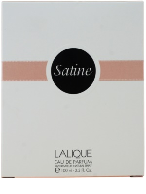 Lalique Satine Eau De Parfum pentru femei 4