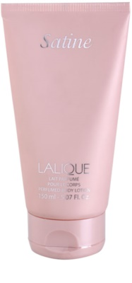 Lalique Satine leche corporal para mujer