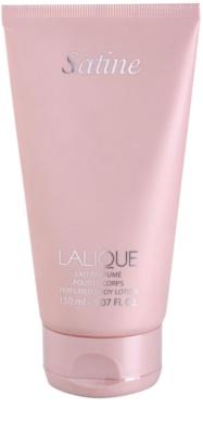 Lalique Satine leite corporal para mulheres