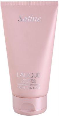Lalique Satine tělové mléko pro ženy